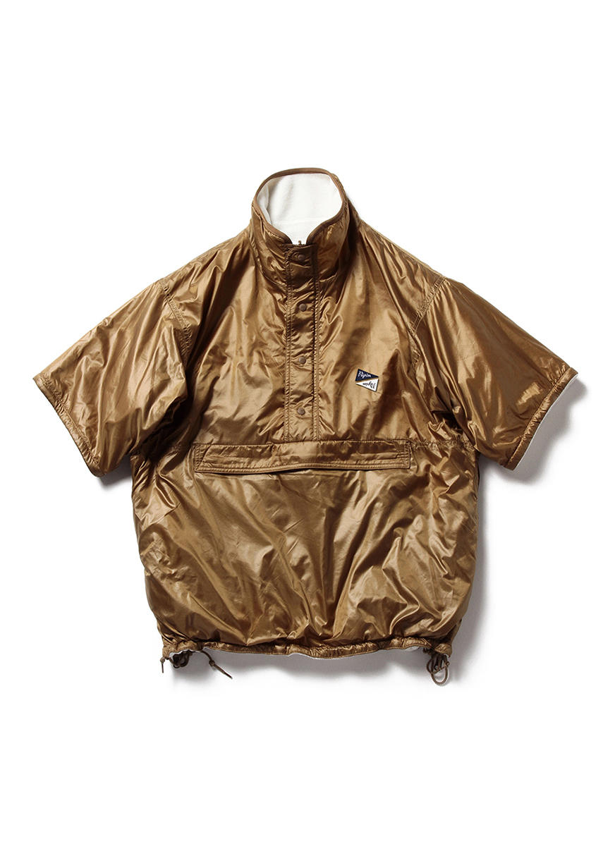NAT Reversible SS Anorak (BROWN)