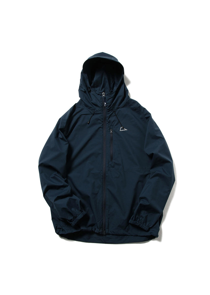 PILGRIM Packable Travel Parka (NAVY)