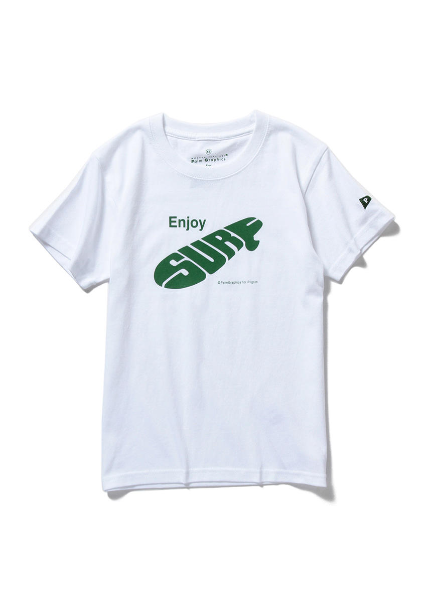 Enjoy SURF T (WHITE)