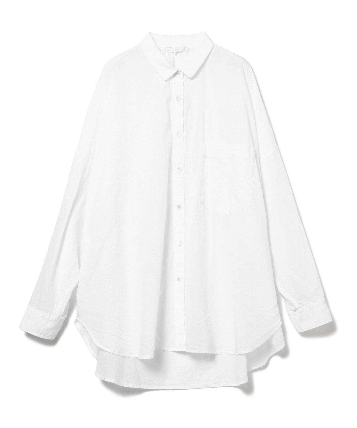 HALEY Khadi Long Sleeve Shirt