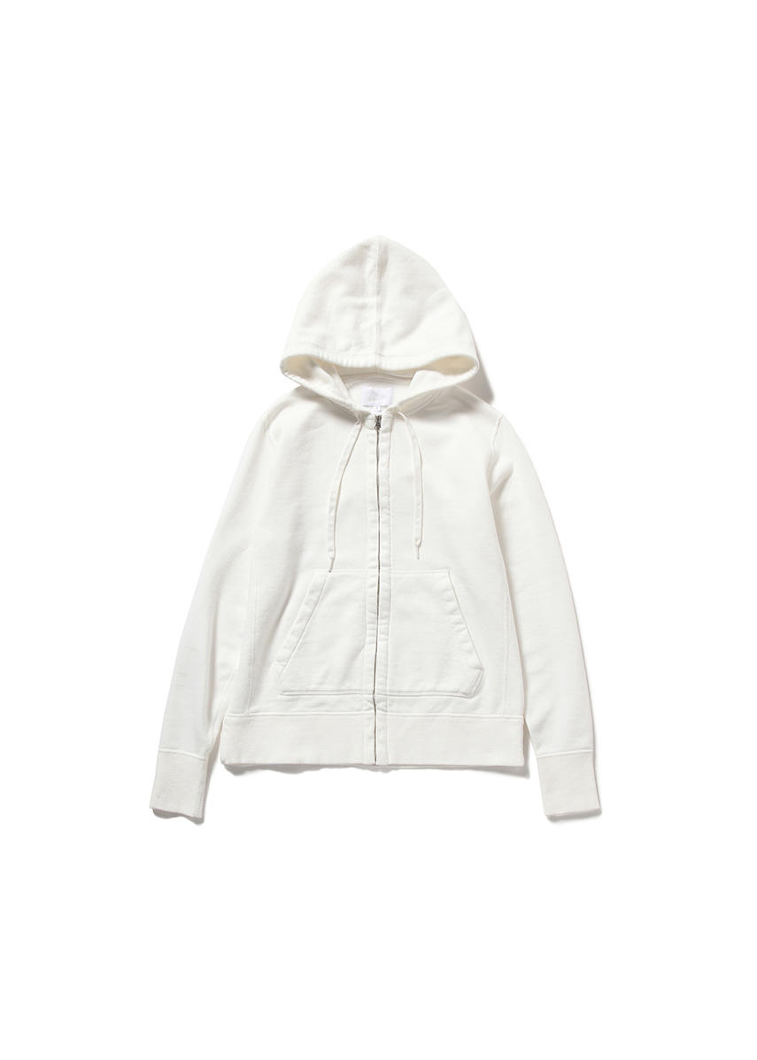 PILGRIM Women's Hoodie Sweat (WHITE)
