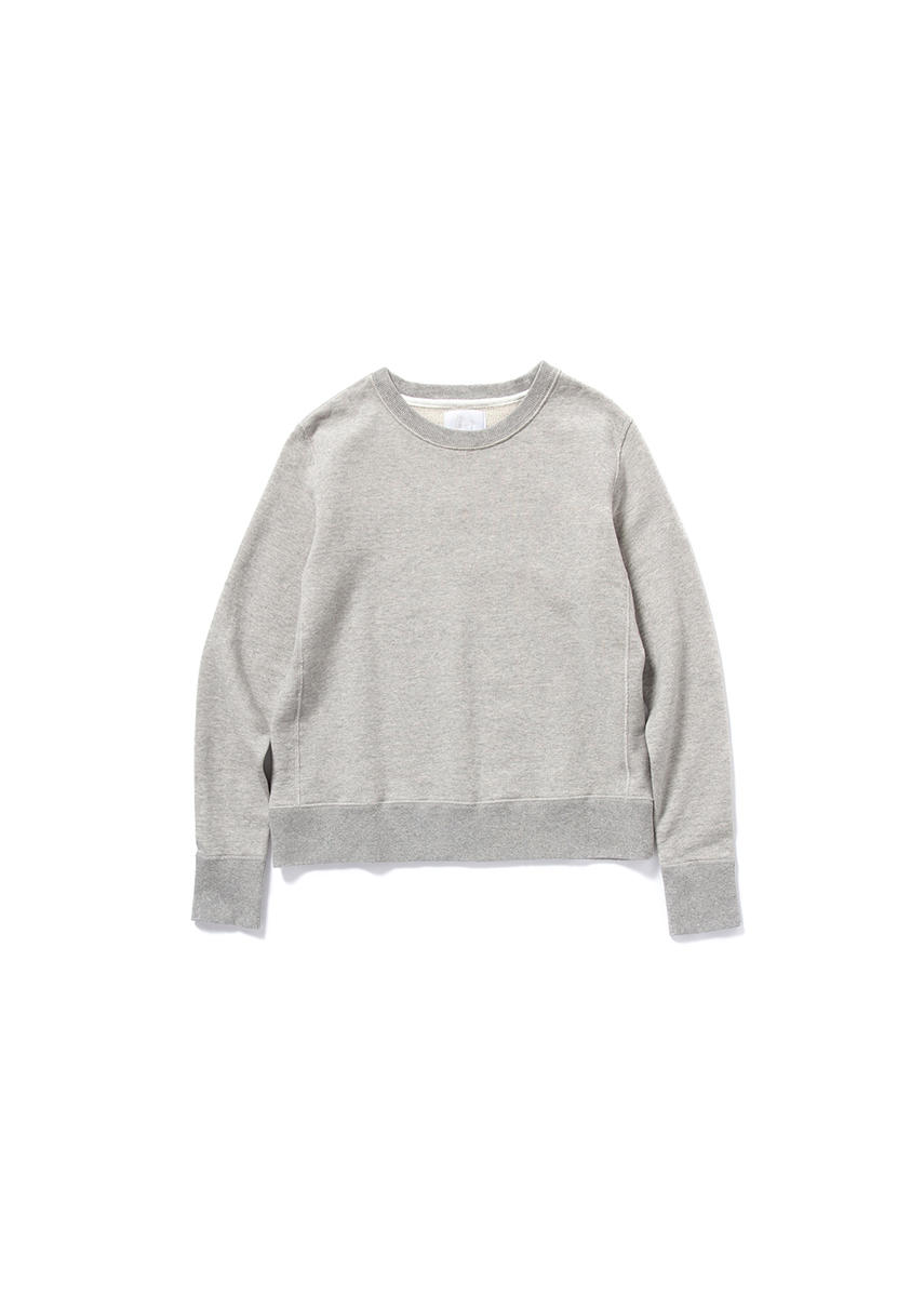 PILGRIM W's Crew Neck Sweat (GREY)