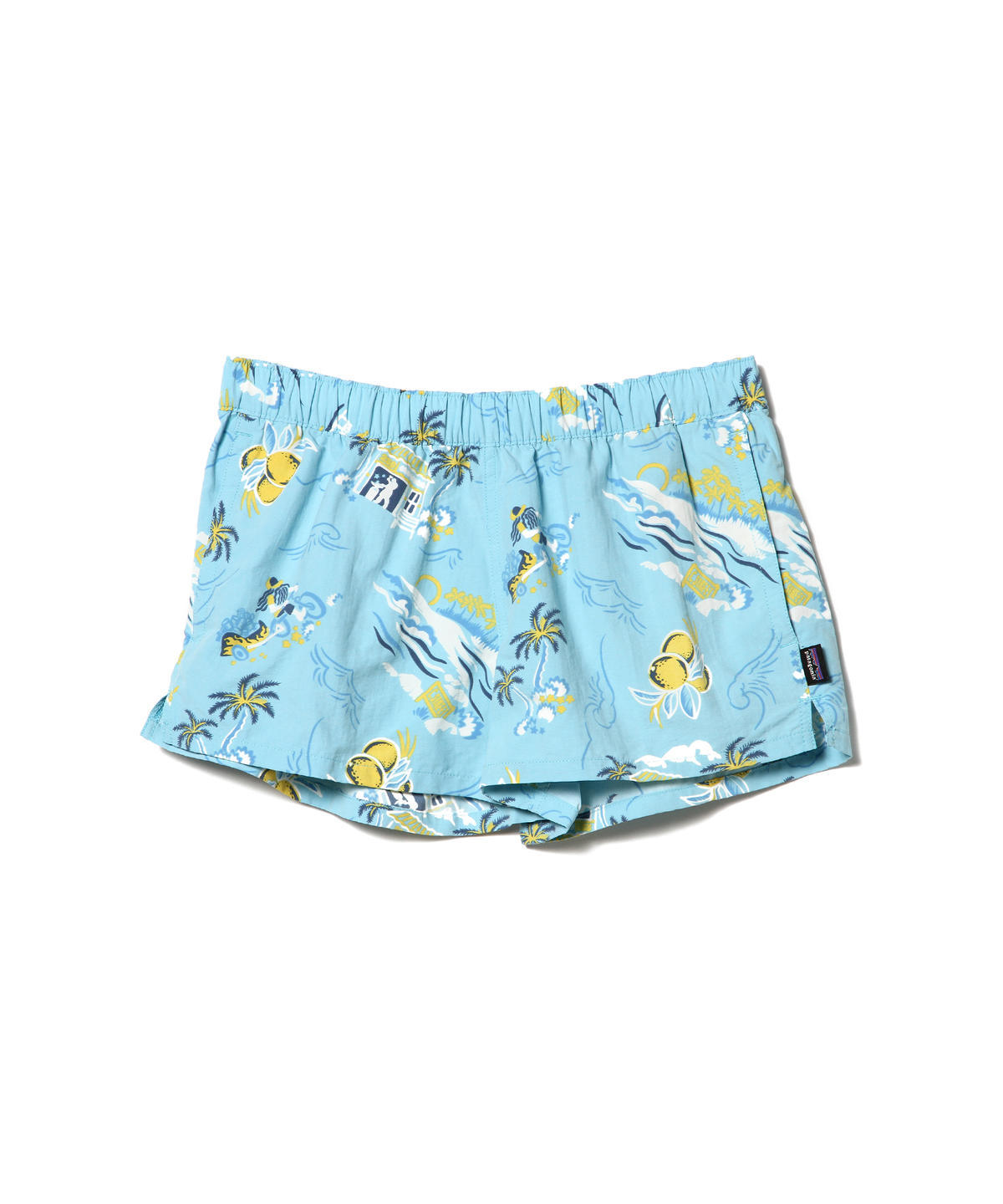 Womens Beary Baggie Short Pants