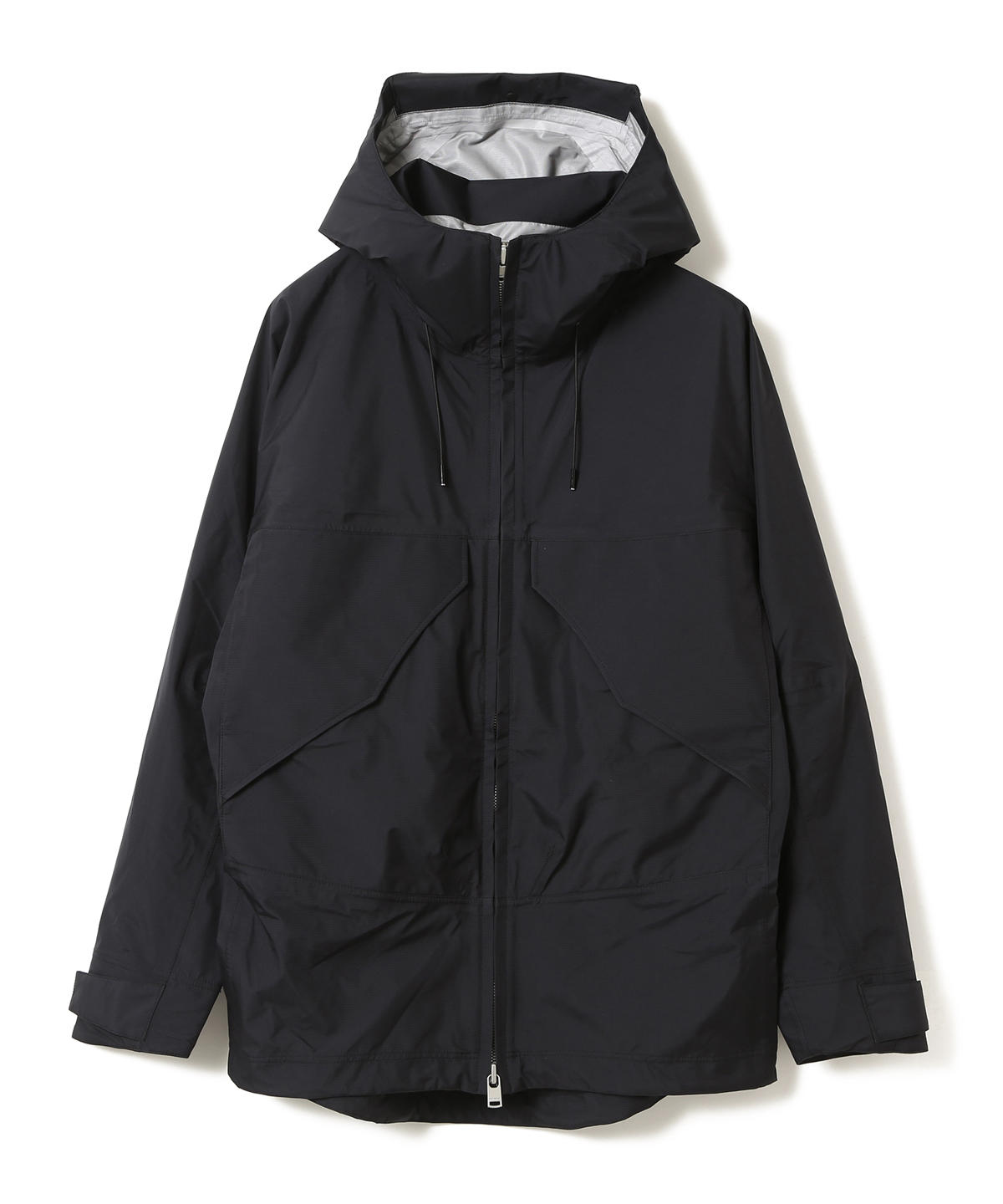 HOODED JACKET W/S