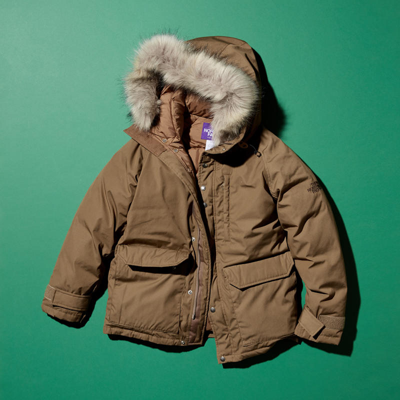 """THE NORTH FACE PURPLE LABEL For Pilgrim Surf+Supply """"65/35"""