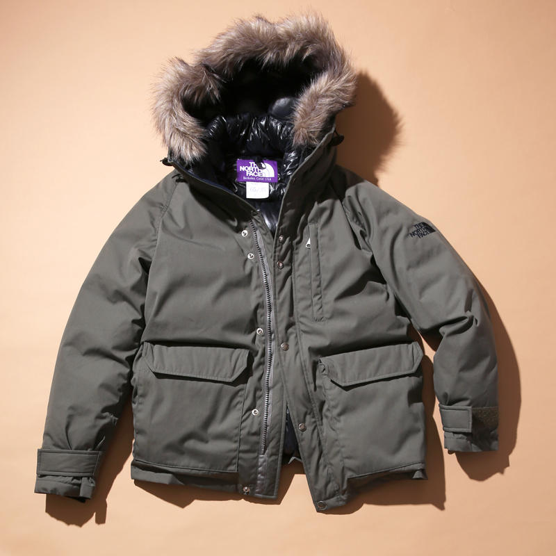 THE NORTH FACE PURPLE LABEL 65/35 Serow Down Jacket For